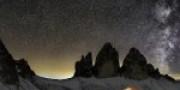 Dolomiten Milky Way